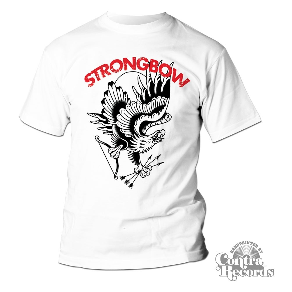 Strongbow -  Eagle - T-Shirt white