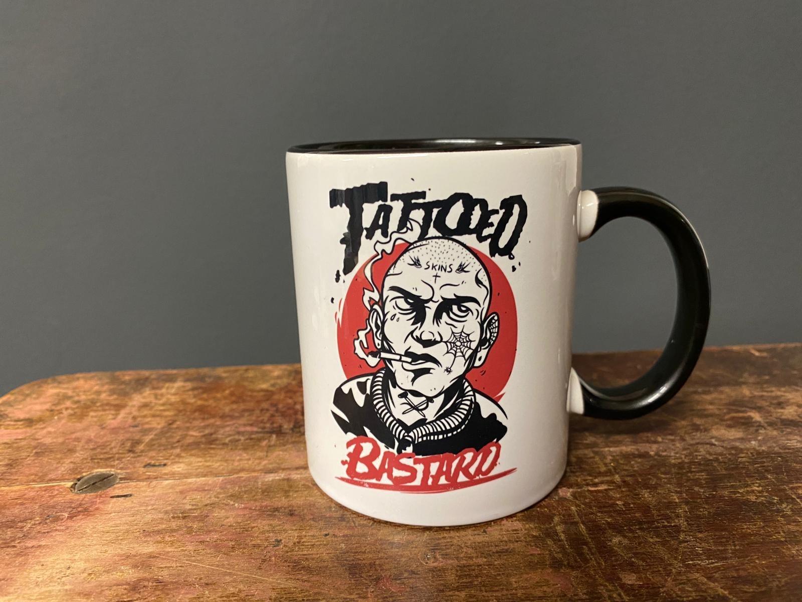 Tattoed Bastard - Tasse/Mug