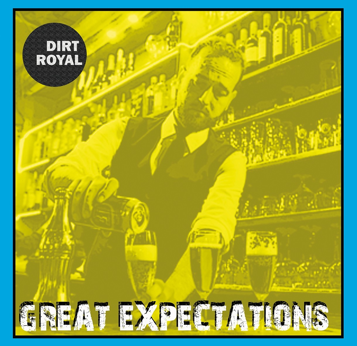 "DIRT ROYAL - GREAT EXPECTATIONS 12""LP lim.200 black"