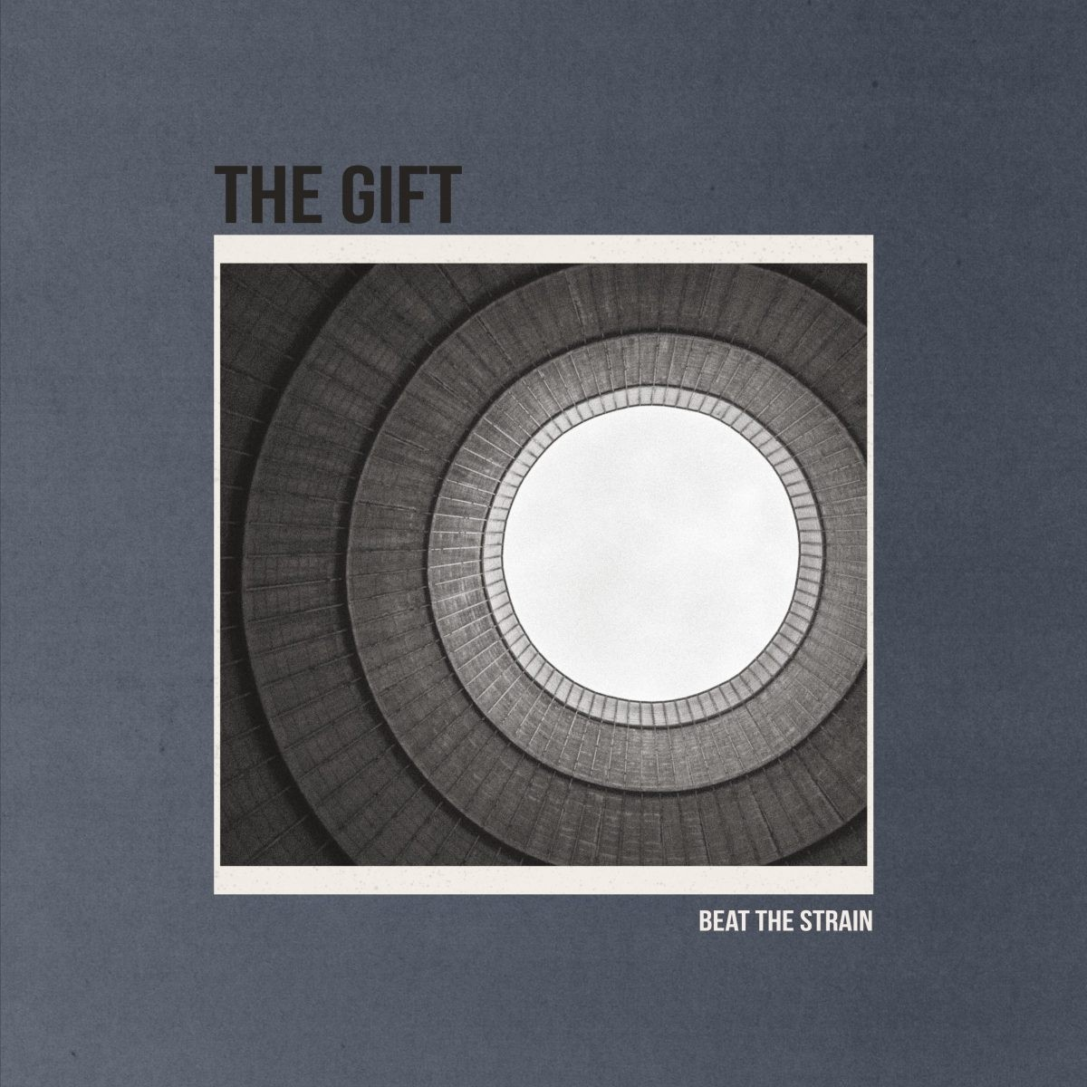 """THE GIFT - BEAT THE STRAIN 7""""EP lim. 200 black"""