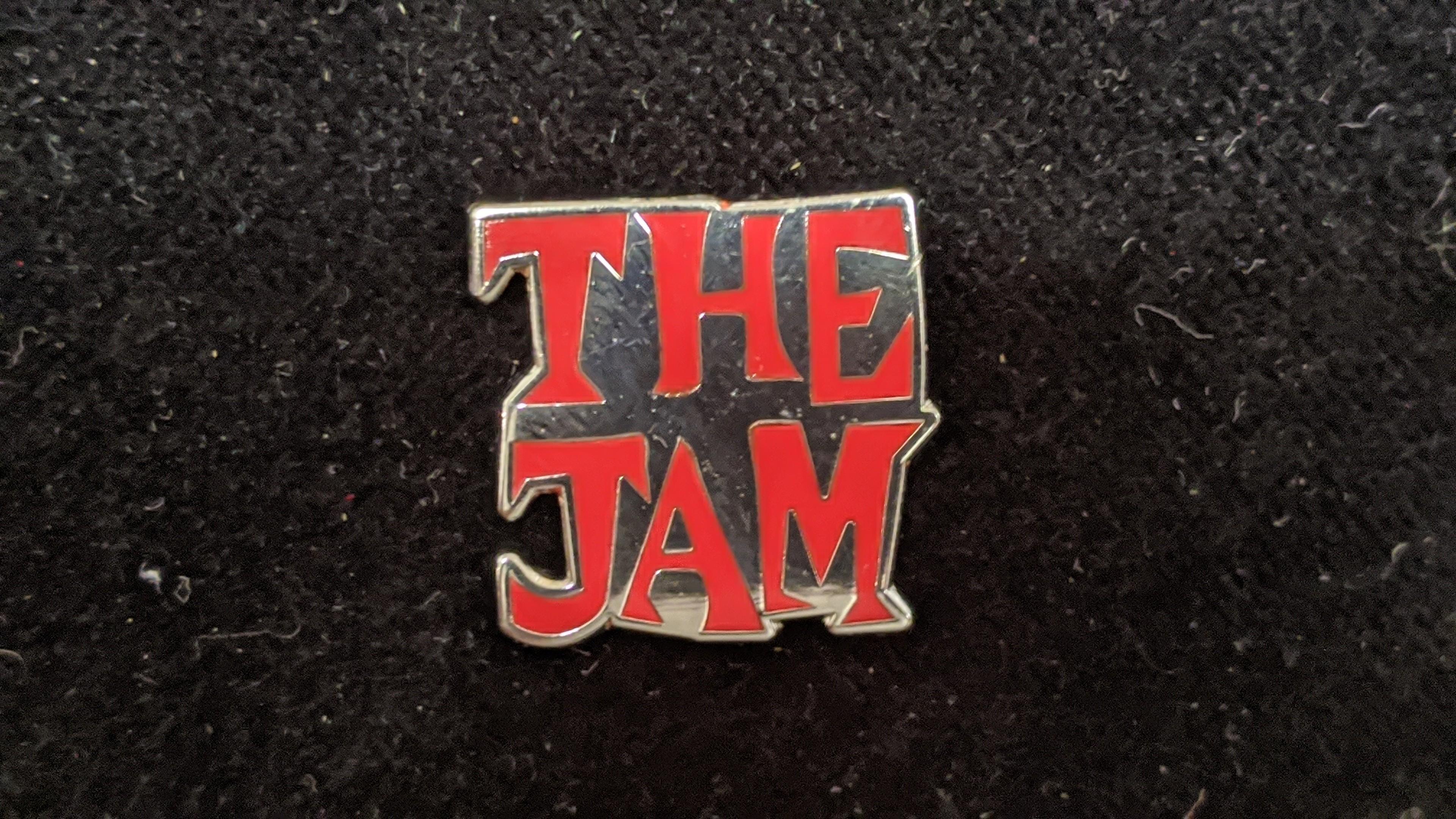 The Jam - Metal-Pin