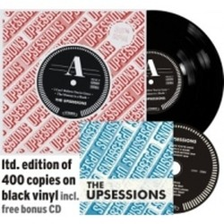 """The Upsessions - 10th Anniversary 7""""EP+CD"""