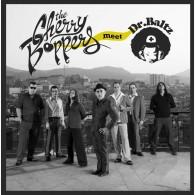 """V/A -THE CHERRY BOPPERS Meet DR. BALTZ - 7 """"+ CD"""