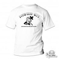 """Komintern Sect - """"Des Jours Plus Durs Que D'Autres"""" - T-Shirt white"""