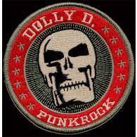 Dolly D. - Punkrock - Patch