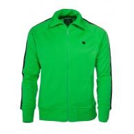 Kings League - green/black - Trainingsjacke-XS (last size!)