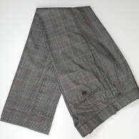 Warrior Clothing - Sta Prest Style Hose (Prince of Wales Check)