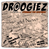 "Droogiez - Struggle for Existence 10""LP lim.100 orange"
