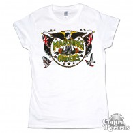 Marching Orders - Eagle bunt - Girl Shirt white-XL (last size!)