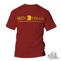 Skinhead Trojan - T-Shirt - bordeaux