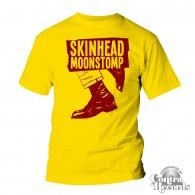 Skinhead Moonstomp - T- Shirt yellow