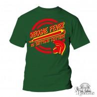 Reggae Fever - T-Shirt - green