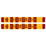 Giuda - scarf red/yellow