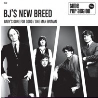 """BJ`S NEW BREED - Baby´s Gone For Good 7""""EP"""