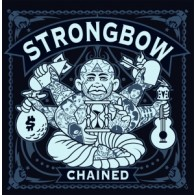 """Strongbow - """"Chained"""" - Gatefold-LP+CD, lim.300 copies haze"""