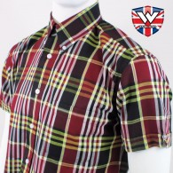 Warrior - British Vintage Button Down - Jimmy
