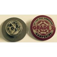 Metallpin - Grade 2