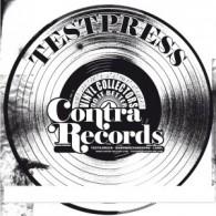 "THE NEW YORK HOUNDS - ""God Bless the Royal Hounds"" 12""LP lim.10 Testpress"