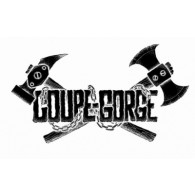 COUPE GORGE  Screenprinted-Poster