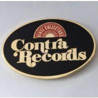"Contra Records ""Vinyl Collectors do it better"" - Metal-Pin"