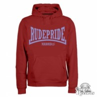 Rude Pride - Hoody - Bordeaux