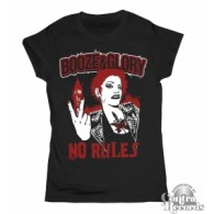 Booze & Glory - No Rules - Girl Shirt black