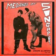 """Medanos Del Singapur-Escupe Al Estupa 81-83- 12""""LP+16-page Zine"""