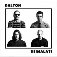 """Dalton - Deimalati - 12""""LP lim.500 Black 1st. press"""