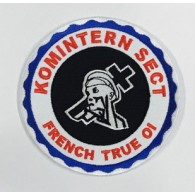 Komintern Sect - French true Oi - Patch