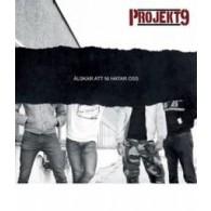 """Projekt 9-Älskar Att Ni Hatar Oss 7""""EP"""