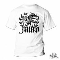 Junto - Eagle T-Shirt White