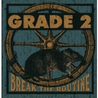 GRADE 2 - BREAK THE ROUTINE Digipack-CD