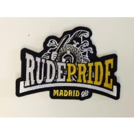Patch - Rude Pride - Trojan