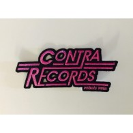 Patch - Contra Records - Rebels Rule Pink lim. edt
