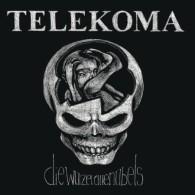 """Telekoma-Die Wurzel allen Übels 12""""LP lim.700 Black"""