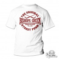Bishops Green - hockey T-shirt white