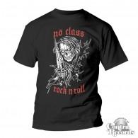 """No Class - """"rock n roll"""" - T-Shirt black"""