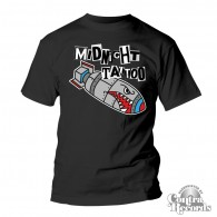 "Midnight Tattoo ""Bomb"" T-Shirt black"