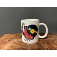 Boots and Vinyl - Tasse/Mug