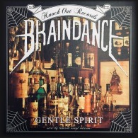 Braindance - gentle Spirit- 7''EP  KNOCK OUT EDITION (handnumbered lim. 44 pcs)