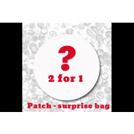 Special Price - surprise bag - Patch 2 for 1