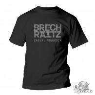 "Brechraitz - ""Casual Punkrock"" T-Shirt black"