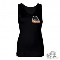 Clockwork Orange - Girl Tanktop black