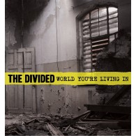 "Divided,The - ""World You're Living In"" 12""LP lim. 400 black"