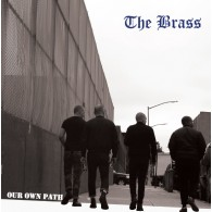 "Brass,The - our own path 12""LP lim. 300 transparent royal blue EU-VERSION"