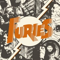 """Furies - s/t 12""""LP lim.100 green incl.56mm Button"""