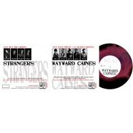 V/A Wayward Caines/The Strangers(US) - Split 7'EP Splatter