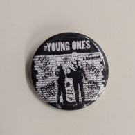 "Young Ones,The - ""Brick Wall"" - Button 37mm"