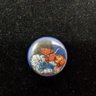 MAD Orange - Button 25mm