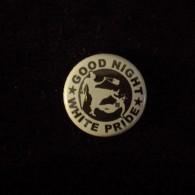 Good Night White Pride - Oma - Button 25mm